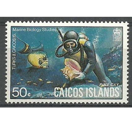 Znaczek Caicos Islands 1983 Mi 19 Czyste **