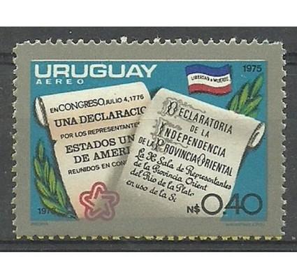 Znaczek Urugwaj 1975 Mi 1365 Czyste **