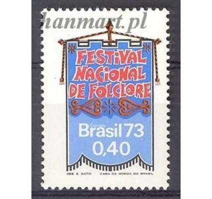 Brazylia 1973 Mi 1388 Czyste **