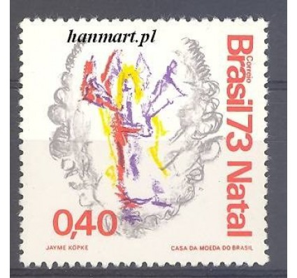 Brazylia 1973 Mi 1408 Czyste **