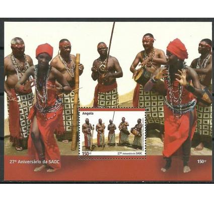 Znaczek Angola 2007 Mi bl 121 Czyste **