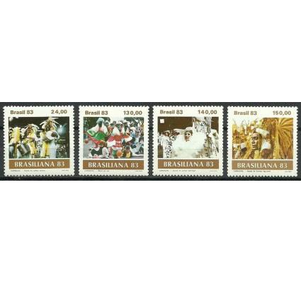 Znaczek Brazylia 1983 Mi 1948-1951 Czyste **