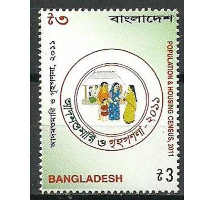 Znaczek Bangladesz 2011 Mi 1023 Czyste **