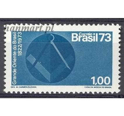 Brazylia 1973 Mi 1389 Czyste **