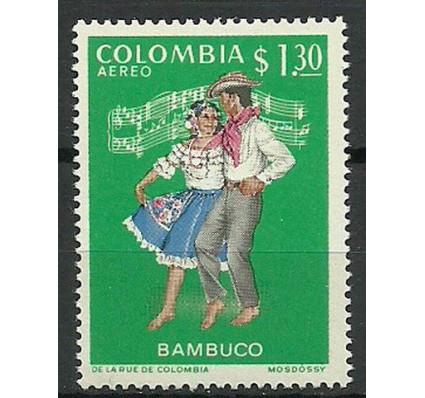 Znaczek Kolumbia 1971 Mi 1178 Czyste **
