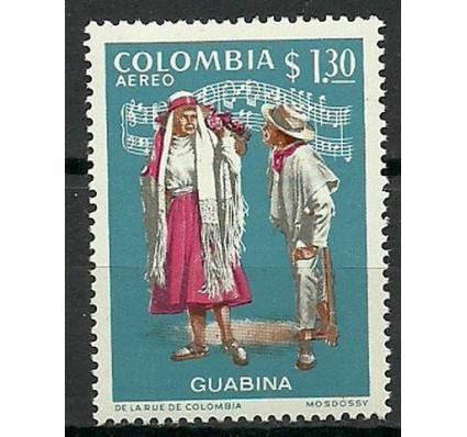 Znaczek Kolumbia 1970 Mi 1177 Czyste **