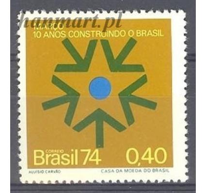 Brazylia 1974 Mi 1429 Czyste **