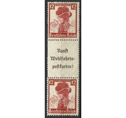 Znaczek Deutsches Reich / III Rzesza 1935 Mi 593 Czyste **