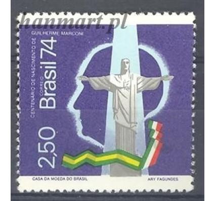 Znaczek Brazylia 1974 Mi 1430 Czyste **