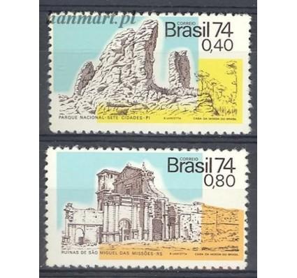 Brazylia 1974 Mi 1437-1438 Czyste **