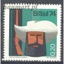 Brazylia 1974 Mi 1443 Czyste **