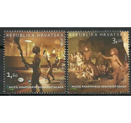 Znaczek Chorwacja 2012 Mi 1062-1063 Czyste **
