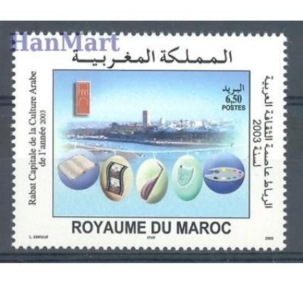 Znaczek Maroko 2003 Mi 1446 Czyste **