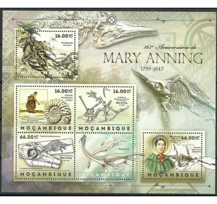 Znaczek Mozambik 2012 Mi ark 6083-6088 Czyste **