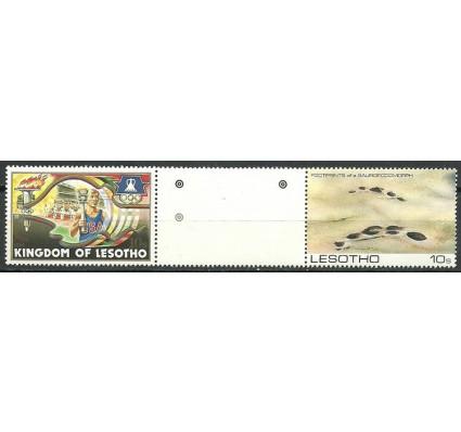 Znaczek Lesotho 1984 Mi 469+475 Czyste **