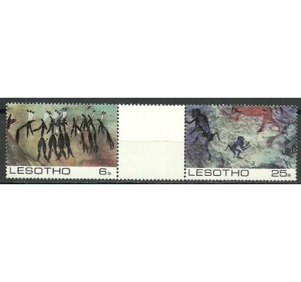 Znaczek Lesotho 1983 Mi 419+420 Czyste **
