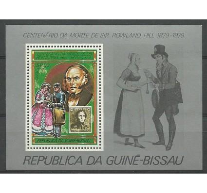 Znaczek Gwinea Bissau 1978 Mi ein bl 135 Czyste **
