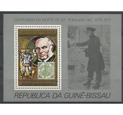 Znaczek Gwinea Bissau 1978 Mi ein bl 139 Czyste **