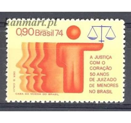 Brazylia 1974 Mi 1465 Czyste **