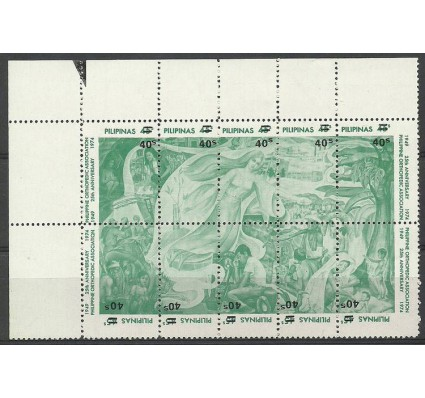 Znaczek Filipiny 1983 Mi 1518-1527 Czyste **