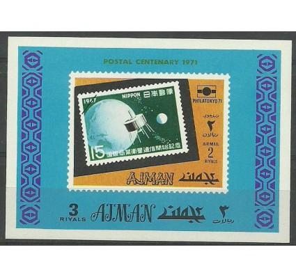Znaczek Ajman / Adżman 1971 Mi ein bl 878B Czyste **