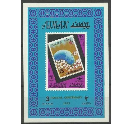 Znaczek Ajman / Adżman 1971 Mi ein bl 871B Czyste **