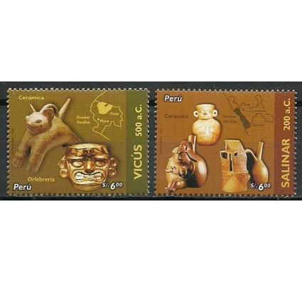 Znaczek Peru 2007 Mi 2174-2175 Czyste **