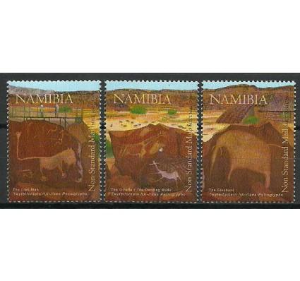 Znaczek Namibia 2008 Mi 1282-1284 Czyste **