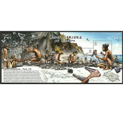 Znaczek Pitcairn 2007 Mi bl 46 Czyste **
