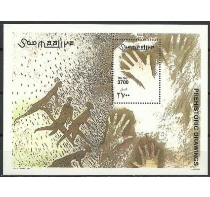 Znaczek Somalia 2002 Mi bl 91 Czyste **