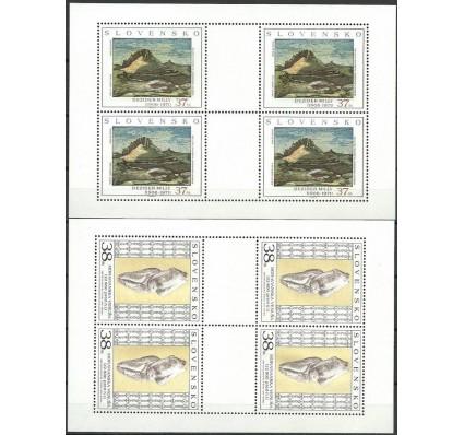 Znaczek Słowacja 2006 Mi ark 544-545 Czyste **