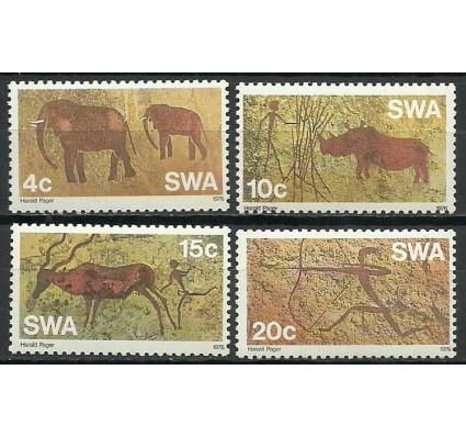 Znaczek Afryka Południowo-Zachodnia 1976 Mi 413-416 Czyste **
