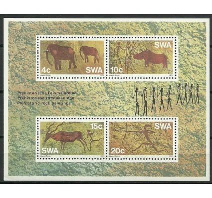 Znaczek Afryka Południowo-Zachodnia 1976 Mi bl 2 Czyste **