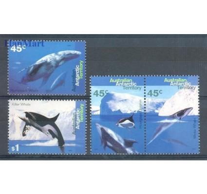 Znaczek Australijskie Terytorium Antarktyczne 1995 Mi 102-105 Czyste **