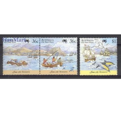 Znaczek Australia 1987 Mi 1033-1035 Czyste **