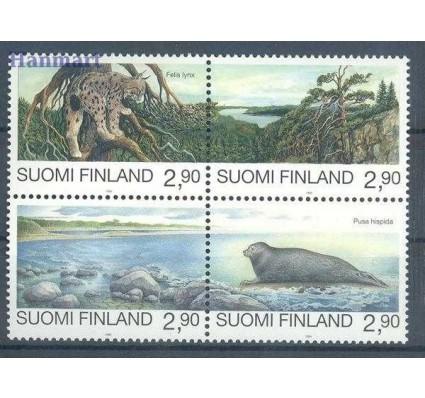 Znaczek Finlandia 1995 Mi 1291-1294 Czyste **
