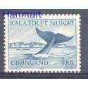 Grenlandia 1970 Mi 75 Czyste **