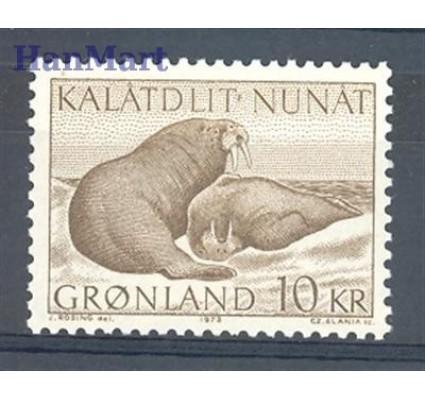 Znaczek Grenlandia 1973 Mi 83 Czyste **