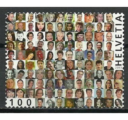 Znaczek Szwajcaria 2013 Mi 2280 Czyste **