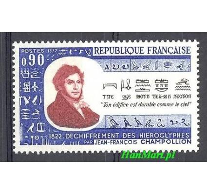 Znaczek Francja 1972 Mi 1811 Czyste **