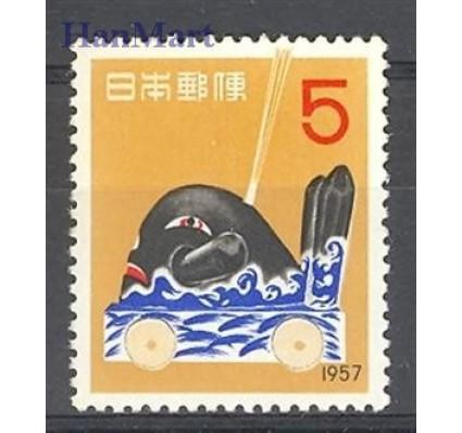 Znaczek Japonia 1956 Mi 666 Czyste **