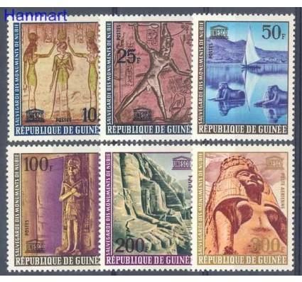 Znaczek Gwinea 1964 Mi 259-264 Czyste **