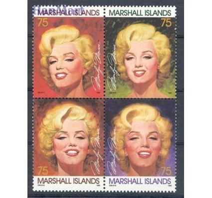Znaczek Wyspy Marshalla 1995 Mi 593-596 Czyste **