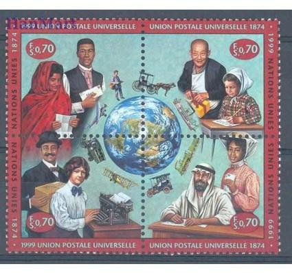 Znaczek Narody Zjednoczone Genewa 1999 Mi 376-379 Czyste **