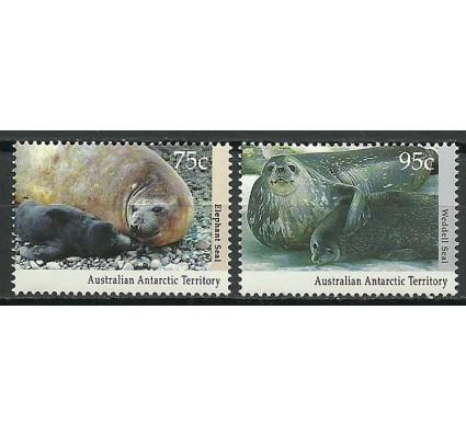 Znaczek Australijskie Terytorium Antarktyczne 1992 Mi 91+93 Czyste **