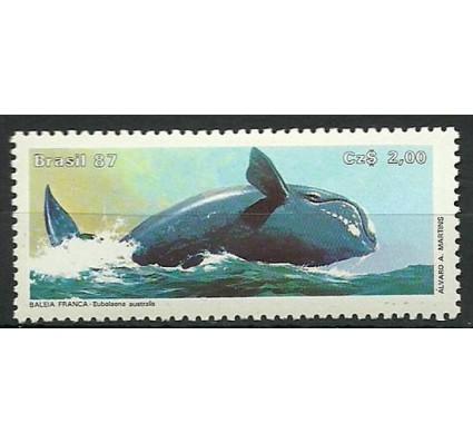 Znaczek Brazylia 1987 Mi 2215 Czyste **