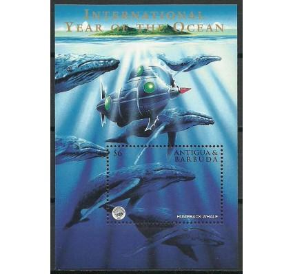 Znaczek Antigua i Barbuda 1998 Mi bl 395 Czyste **