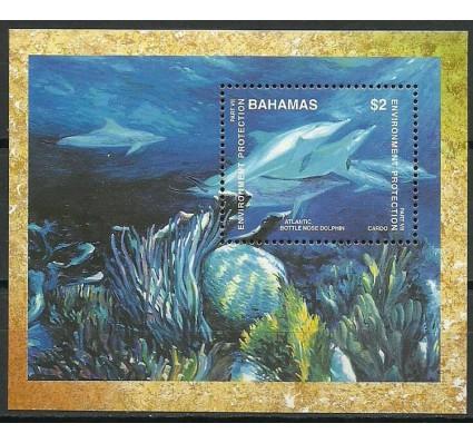 Znaczek Bahamy 1999 Mi bl 96 Czyste **