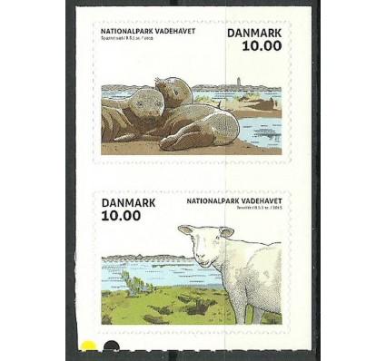 Znaczek Dania 2015 Mi 1816-1817 Czyste **
