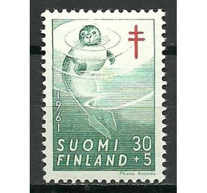 Znaczek Finlandia 1961 Mi 538 Czyste **